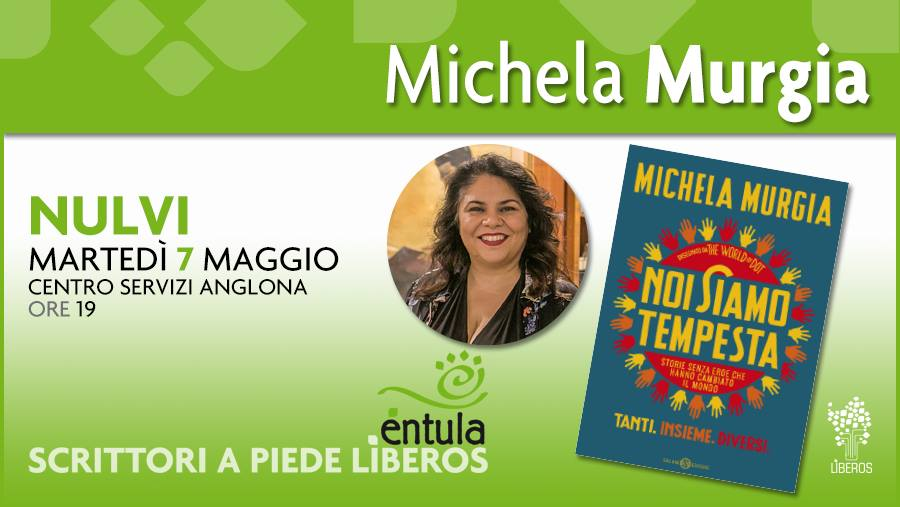 Éntula a Nulvi: Michela Murgia